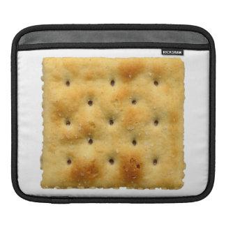 Galletas de soda blancas del Saltine Funda Para iPads