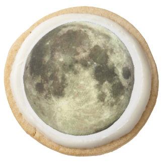 Galletas de torta dulce de la Luna Llena