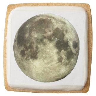 Galletas de torta dulce del cuadrado de la Luna