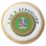 Galletas del escudo de Stradling