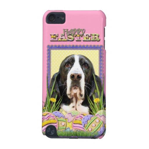 Galletas del huevo de Pascua - Basset Hound - jazm Funda Para iPod Touch 5G