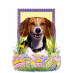 Galletas del huevo de Pascua - beagle Escultura Fotográfica