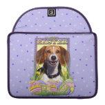 Galletas del huevo de Pascua - beagle Fundas Macbook Pro