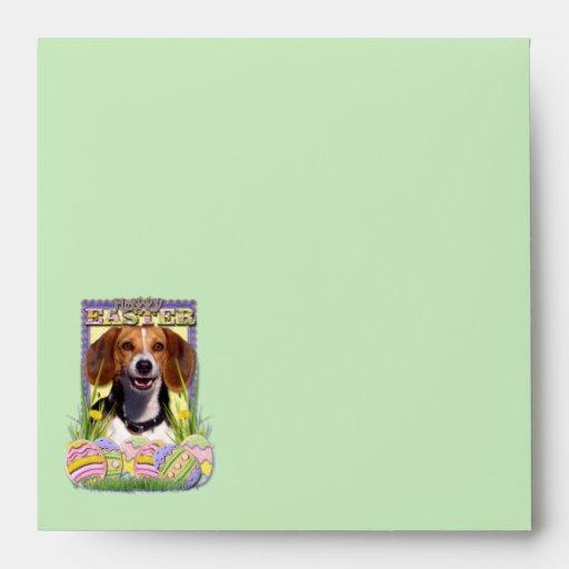 Galletas del huevo de Pascua - beagle Sobres
