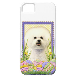 Galletas del huevo de Pascua - Bichon Frise Funda Para iPhone SE/5/5s