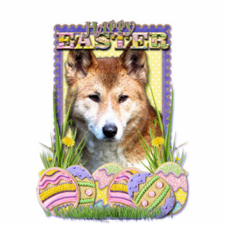 Galletas del huevo de Pascua - Dingo Fotoescultura Vertical