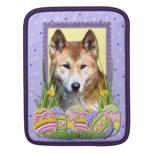 Galletas del huevo de Pascua - Dingo Mangas De iPad