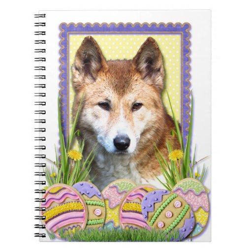 Galletas del huevo de Pascua - Dingo Libros De Apuntes
