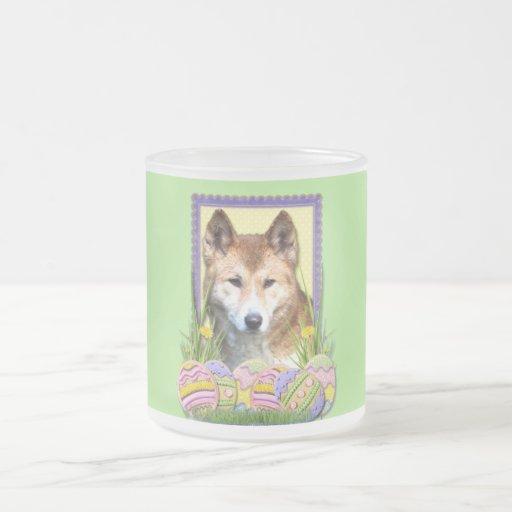 Galletas del huevo de Pascua - Dingo Taza De Cristal
