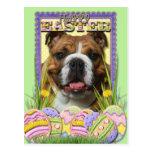 Galletas del huevo de Pascua - dogo Postal