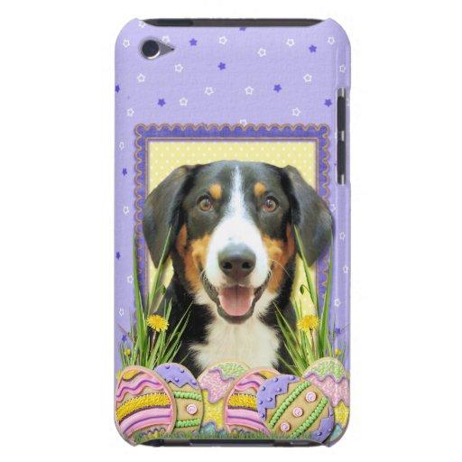 Galletas del huevo de Pascua - Entlebucher - Eiger iPod Touch Case-Mate Cárcasas