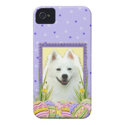 Galletas del huevo de Pascua - esquimal americano iPhone 4 Carcasa