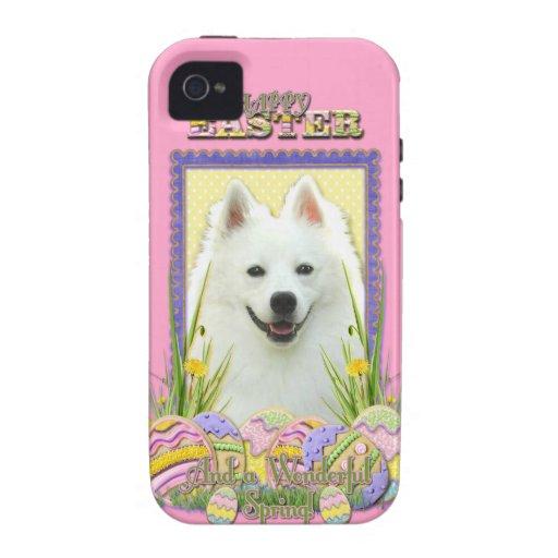 Galletas del huevo de Pascua - esquimal americano iPhone 4 Fundas