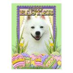 Galletas del huevo de Pascua - esquimal americano Postal