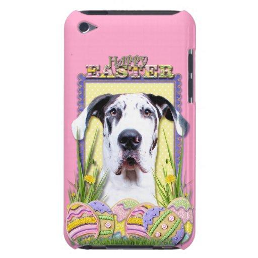 Galletas del huevo de Pascua - great dane - barón iPod Case-Mate Carcasa