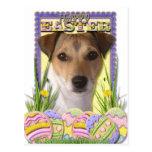 Galletas del huevo de Pascua - Jack Russell Postal