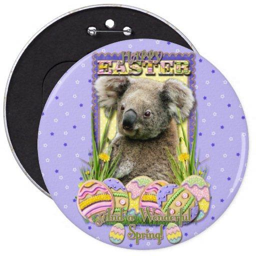 Galletas del huevo de Pascua - koala Pins