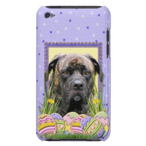 Galletas del huevo de Pascua - mastín iPod Case-Mate Protectores