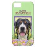 Galletas del huevo de Pascua - mayor perro suizo d
