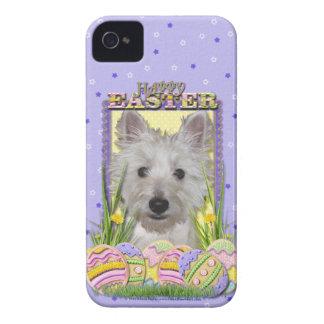 Galletas del huevo de Pascua - montaña del oeste iPhone 4 Case-Mate Protectores