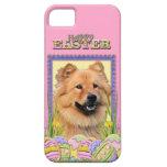 Galletas del huevo de Pascua - perro chino de perr iPhone 5 Case-Mate Cárcasas