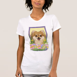 Galletas del huevo de Pascua - Pomeranian Camiseta