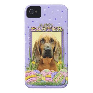 Galletas del huevo de Pascua - sabueso - penique Case-Mate iPhone 4 Carcasas