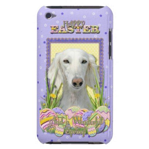 Galletas del huevo de Pascua - Saluki Case-Mate iPod Touch Cárcasas