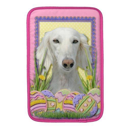 Galletas del huevo de Pascua - Saluki Fundas MacBook