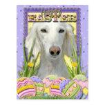 Galletas del huevo de Pascua - Saluki Postal