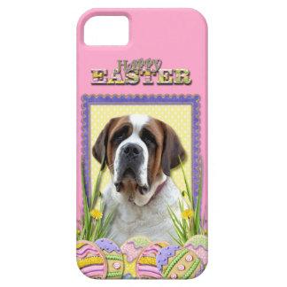 Galletas del huevo de Pascua - St Bernard Funda Para iPhone 5 Barely There