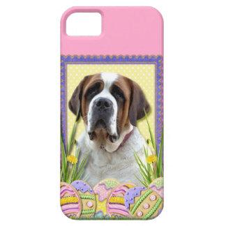 Galletas del huevo de Pascua - St Bernard iPhone 5 Carcasas