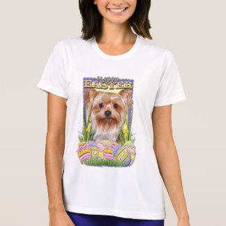 Galletas del huevo de Pascua - Yorkshire Terrier Camiseta
