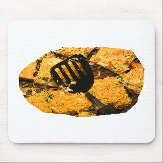 Galletas del Nacho y imagen de la espátula Alfombrillas De Raton