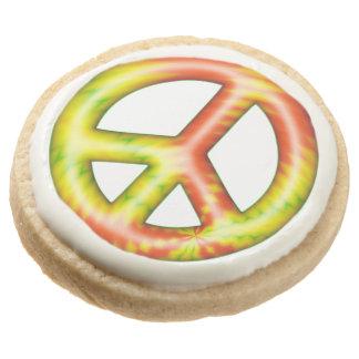 Galletas del símbolo de paz de CKC 15-Shortbread
