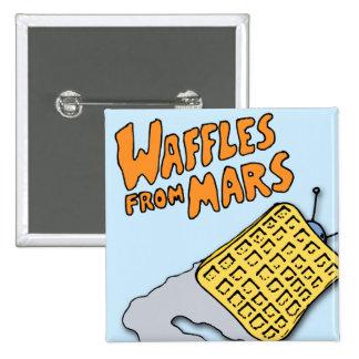 ¡Galletas del vuelo de Marte! Pins