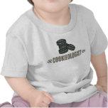 Galletas divertidas camisetas