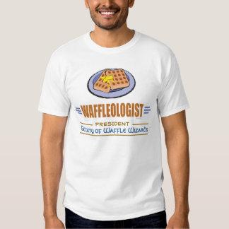 Galletas divertidas del desayuno camisas