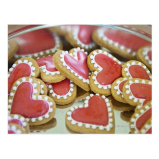 galletas dulces de la tarjeta del día de San Postal