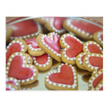 galletas dulces de la tarjeta del día de San Tarjetas Postales