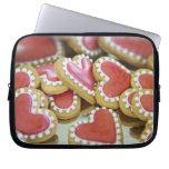 galletas dulces de la tarjeta del día de San Valen Manga Computadora