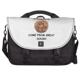 galletas elegantes bolsas para portatil