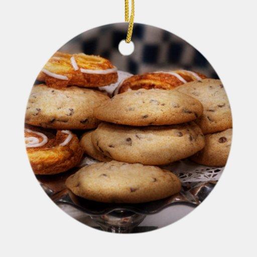 - Galletas - galletas dulces y danés Ornamentos Para Reyes Magos