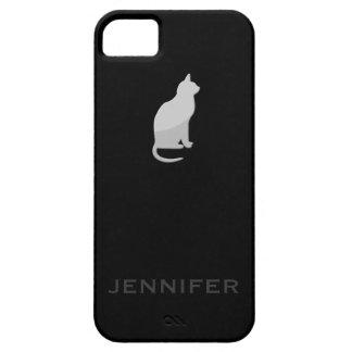galletas iAnimal que ofrecen el iCat iPhone 5 Carcasa