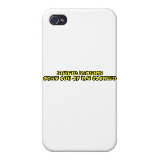 GALLETAS iPhone 4/4S FUNDA
