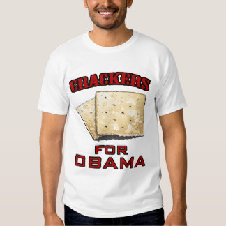 Galletas para Obama Camisas