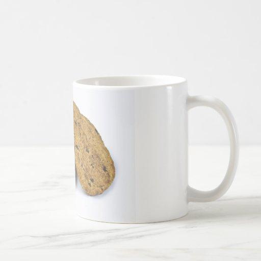 galletas taza básica blanca
