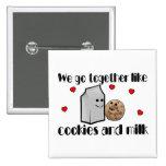 Galletas y amor de la leche pins