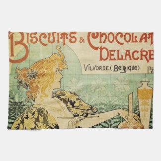 Galletas y Chocolat Delacre Toallas De Cocina