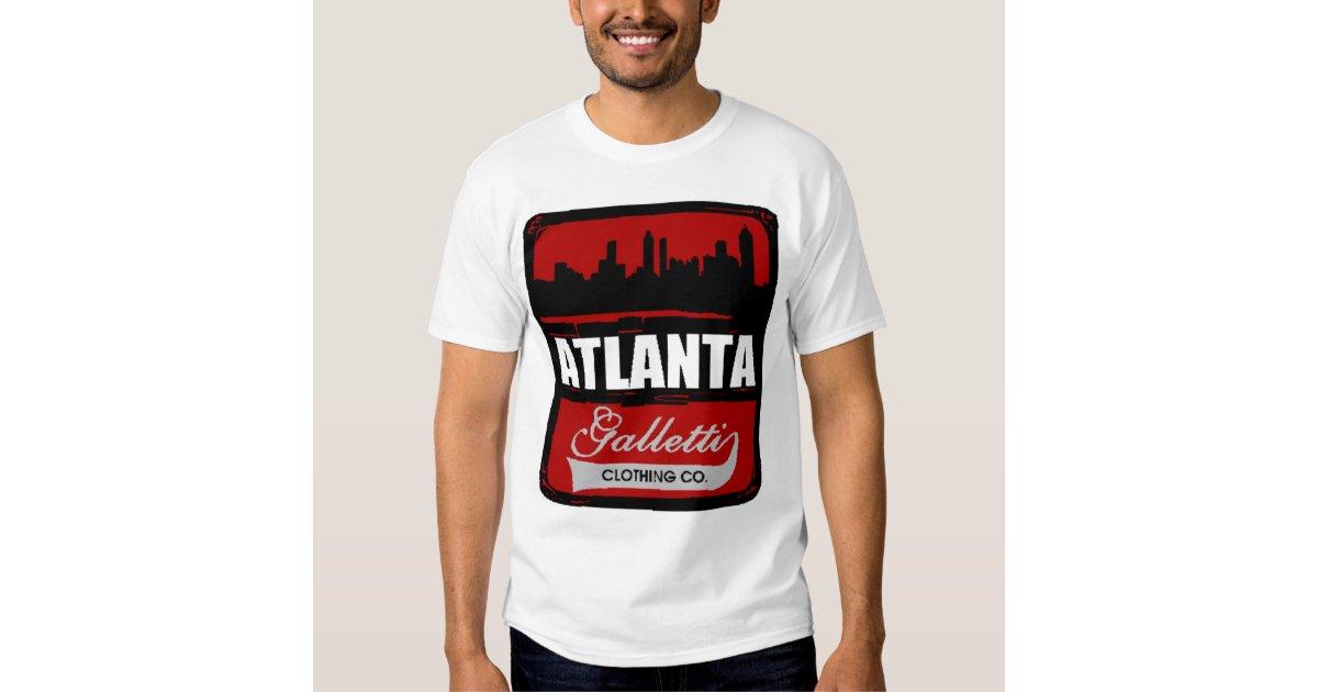 Galletti Men Atlanta Edun T Shirt Zazzle